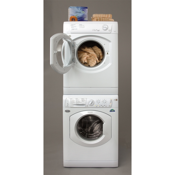 "Rv Washer Dryer Combo - EARWXF129WNA SPLENDIDE ARISTON 24"" STACKABLE WASHER 120V ..."